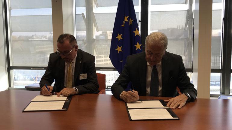 Nënshkruhet Marrëveshja për zbatim të Planit të Përbashkët të Veprimit Kundër Terrorizmit për Ballkanin Perëndimor