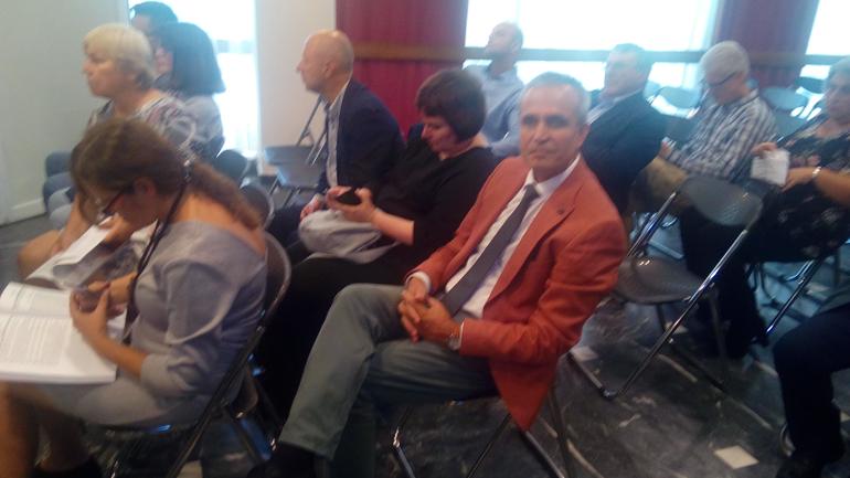 Naser Morina nga Gjilani, me punim shkencor po merr pjesë në Konferencën e XXII-të Ndërkombëtare në Greqi
