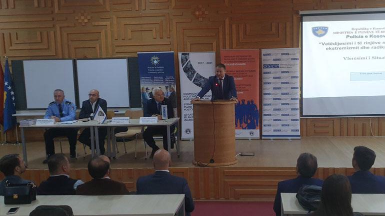 Sesion informues lidhur me pasojat e radikalizmit dhe mundësia e parandalimit dhe ri-socializimi i të të kthyerve