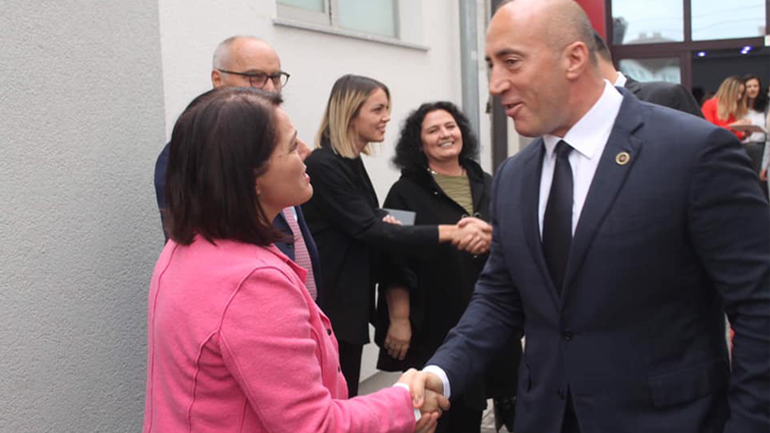 Me Haradinajn, kryeministrin tonë në ardhje, do të vijnë ditë të mira për gjithë Kosovën