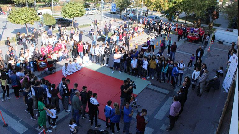 Në Gjilan hapet Panairi i Sportit 2019