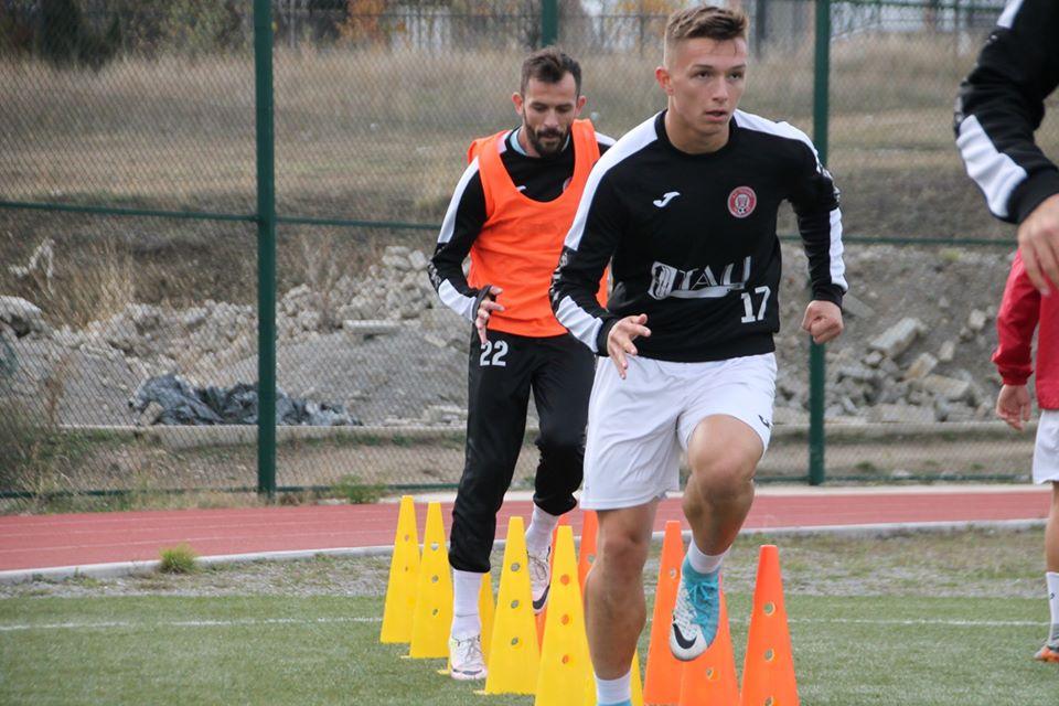 SC Gjilani vazhdon stërvitjet intensive