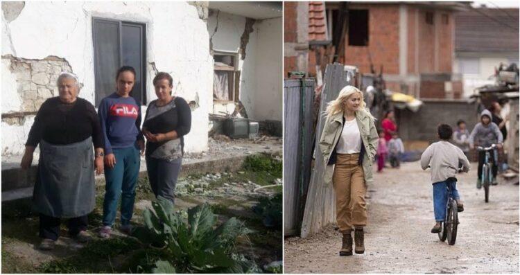 Rita Ora do të rindërtojë një shtëpi në Shqipëri