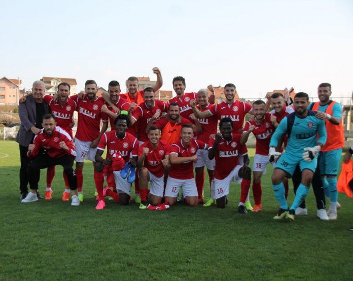 Ndeshje e tensionuar në Mitrovicë, SC Gjilani fiton bindshëm ndaj FC Ferizaj