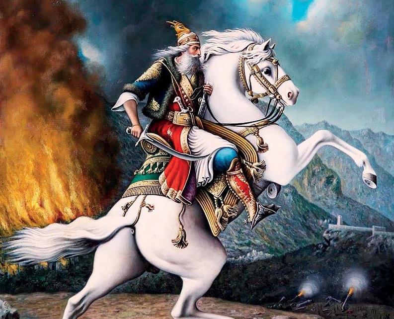3 nëntori, dita kur Skënderbeu la betejën e Nishit dhe u nis për Krujë