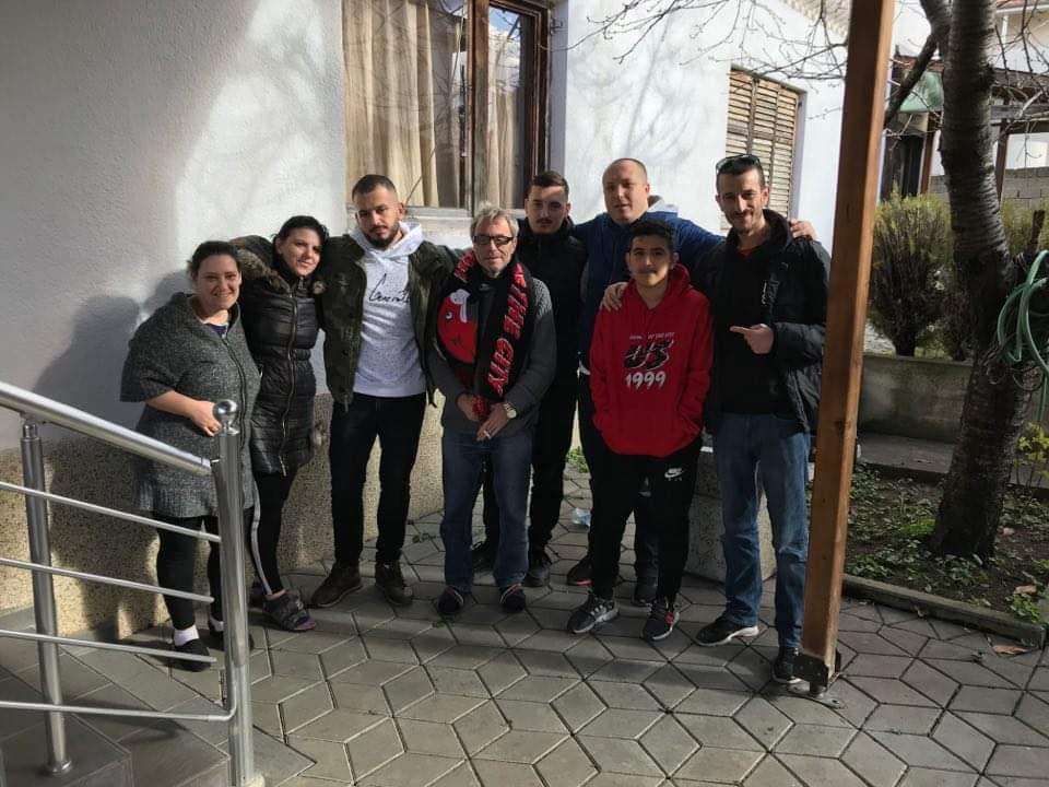 """""""Skifterat"""" strehojnë familjen katër anëtarëshe nga Shqipëria, na njoftojnë me 'Skifterin' më të ri!"""