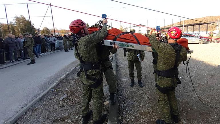 """FSK nis ushtrimin fushor """"Partnerët 2019"""" në Kamenicë"""