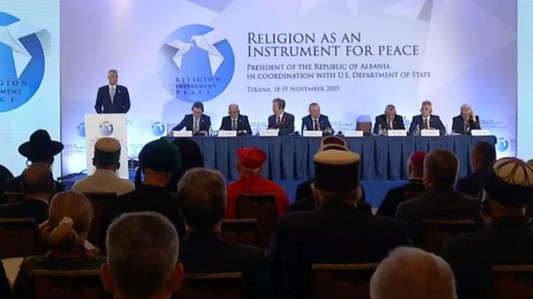 Presidenti Thaçi: Feja në Kosovë në shërbim të forcimit të paqes dhe tolerancës