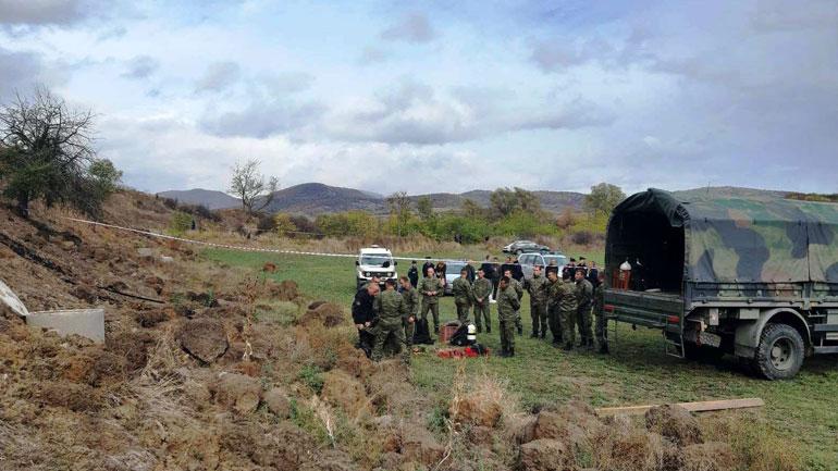 FSK-ja gjen trupin e pajetë të qytetarit M. K. nga fshati Begaj, Komuna e Vushtrrisë