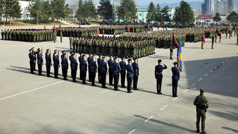 FSK-ja shënoi Ditën e Forcës me ceremoni ushtarake