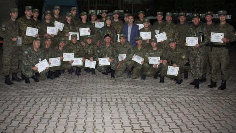 Përfundojnë operacionet e një pjesë të trupave të FSK-së në Shqipëri