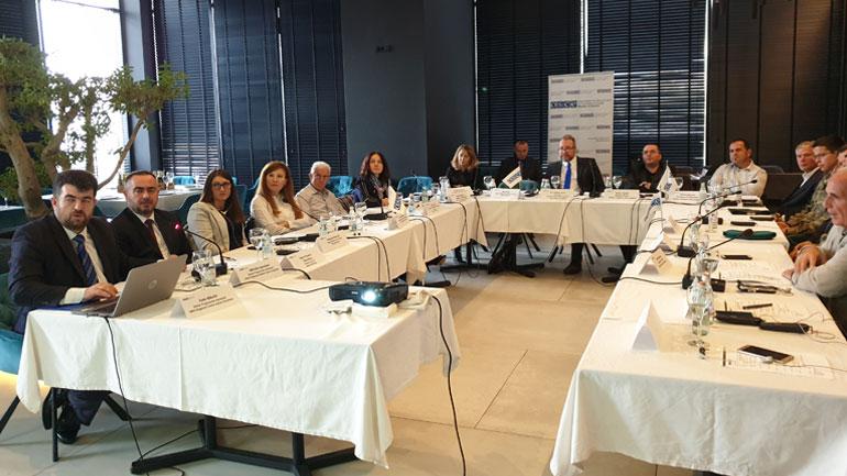 """Kryetari i KBI-së në Gjilan ligjëroi në tryezën: """"Religjioni dhe Shoqëria Sekulare"""""""