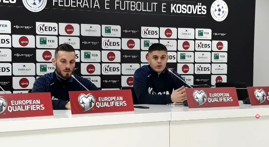 Rashica: Në Çeki shkojmë vetëm për fitore, kjo është pika jonë e fortë