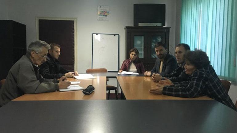 Komiteti për Komunitete ka mbajtur mbledhjen e rregullt