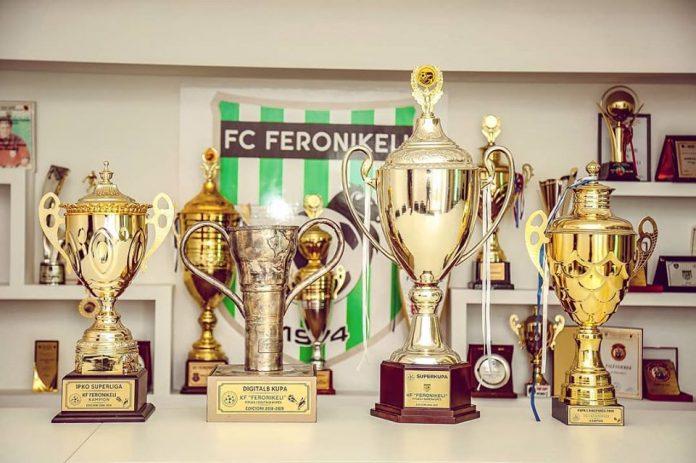 Feronikeli fiton edhe një trofe, i bashkohet koleksionit