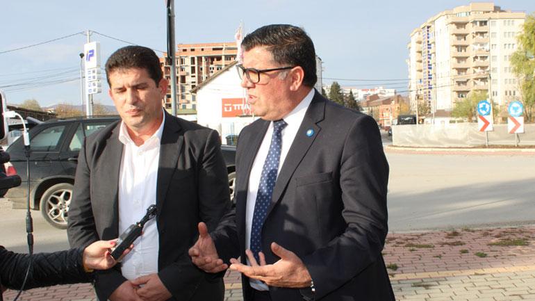 Haziri: Gjilani shton kapacitetin e ujit të pijshëm me 25 litra për sekond