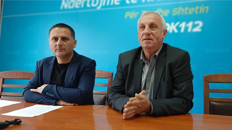 Mustafa e quan qeverisjen e Gjilanit monarki e kryetarin Haziri një monark i veprimeve të jashtëligjshme