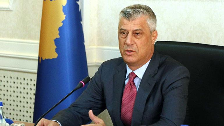 Presidenti Thaçi: Kosova e gatshme që menjëherë ta ndihmojë Turqinë