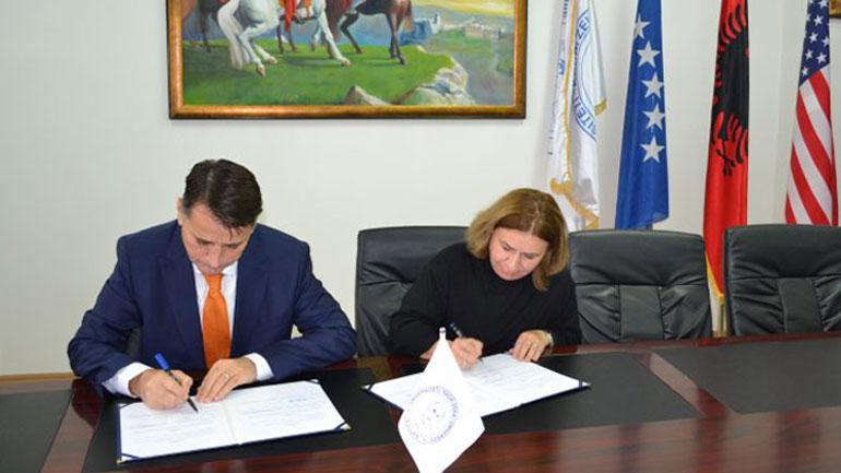 UKZ dhe IBC-M nënshkruajnë Memorandum Bashkëpunimi