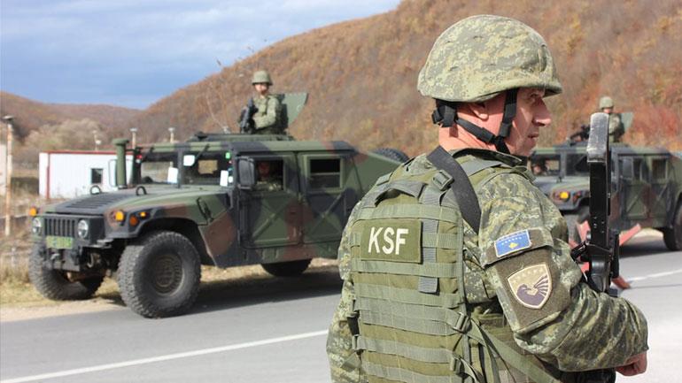 Forca e Sigurisë së Kosovës (FSK) shënon Ditën e Forcës