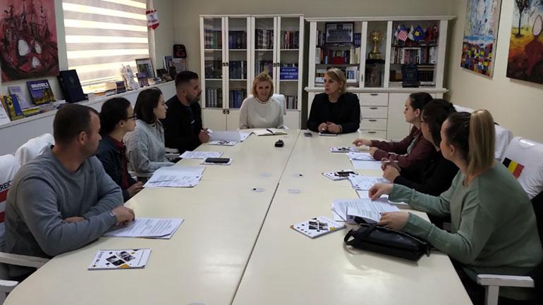 Tahiri: Edhe shtatë të rinj tjerë në Gjilan përfitojnë grante për ndërmarrësi