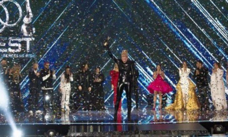 Arilena Ara fituese në garën e RTSH-së, do ta përfaqësojë Shqipërinë në Eurovizion
