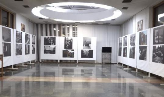 Ekspozitë me fotografitë e luftës në Kosovë