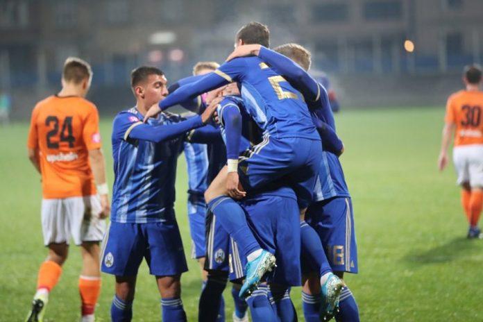 Dy futbollistë shqiptarë në formacionin më të mirë në Kroaci