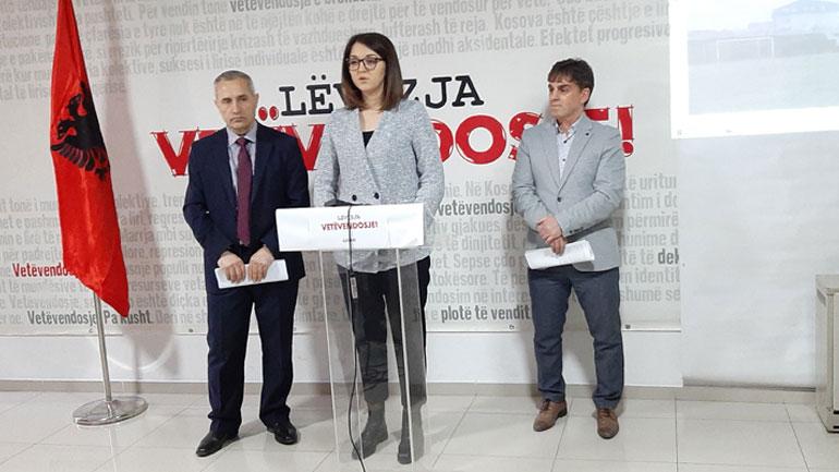Arbëreshë Kryeziu – Hyseni: Viti i Ri vije me premtimet dhe gënjeshtrat e vjetra të kryetarit të Gjilanit
