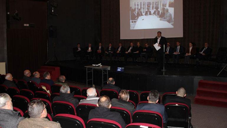 Haziri: Programi më i madh për këtë vit është nënshkrimi i marrëveshjes për impiantin