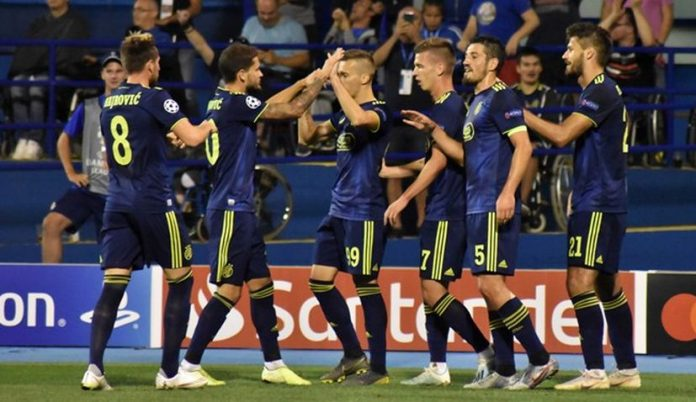 Dinamo e Zagrebit dhuron paratë e mbledhura nga shitja e biletave për Shqipërinë