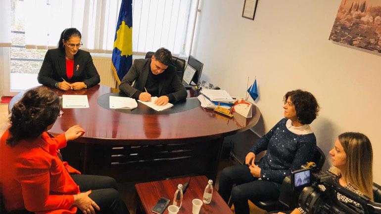 DKA me marrëveshje bashkëpunimi me Qendrën për Shërbime Humane dhe Zhvillim