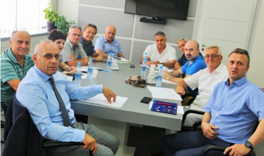 Komiteti Ekzekutiv i FFK-së thërret mbledhje të jashtëzakonshme