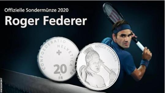 Zvicra nderon legjendën e tenisit për së gjalli, Federer hyn në histori