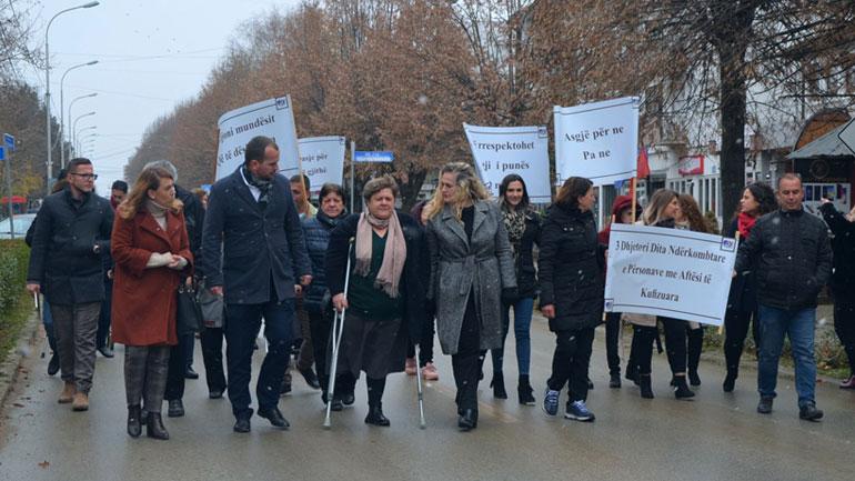 Kamenicë: Shënohet Dita Ndërkombëtare e Personave me Nevoja të Veçanta