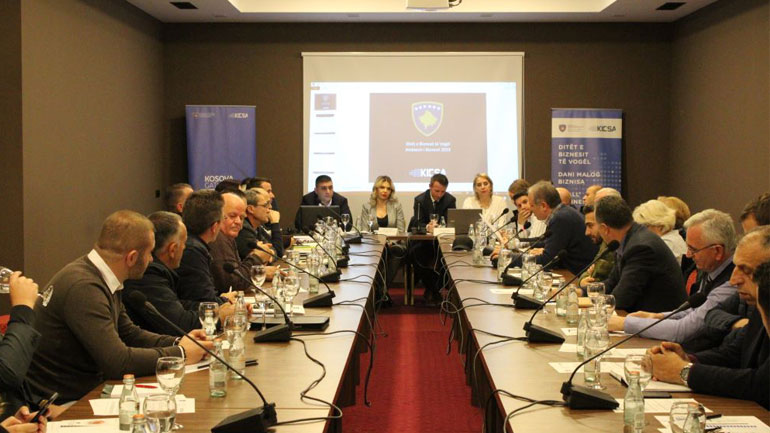 Në Gjilan mbahet konferenca informuese për zhvillimin e sektorit privat