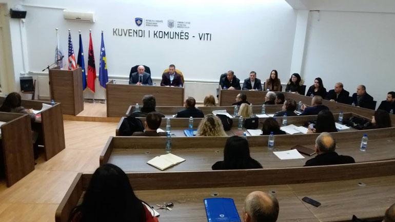 Kuvendi Komunal me seancën e 11-të përmbylli punimet për vitin 2019