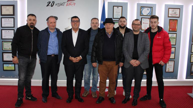 Familja Abazi përfiton donacion edhe nga LDK në Solothurn