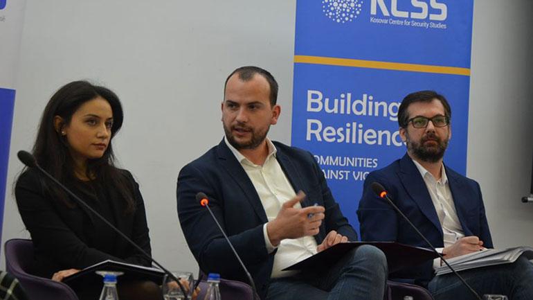 """Kryetari i Kamenicës merr pjesë në lansimin e platformës """"Forumi i gruas për siguri në Kosovë"""""""