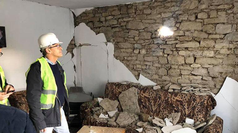 Kadriu vlerëson bashkëpunimin me autoritetet e shtetit shqiptar për vlerësimin e dëmeve nga tërmeti