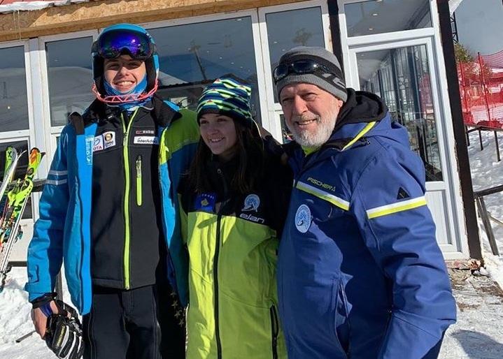 Dy skitarët kosovarë përfundojnë garimin në Lojërat Olimpike Dimërore për të rinj