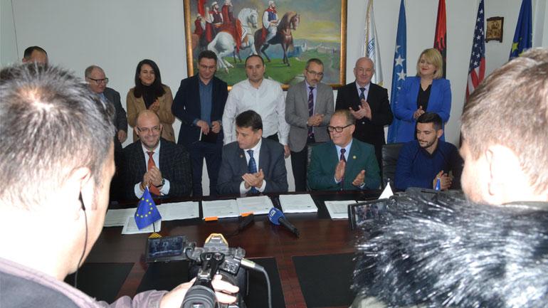 UKZ ka nënshkruar marrëveshje me EACEA për projektin milionësh QUADIC të Programit Erasmus+