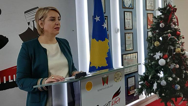 Tahiri: Impianti i ujërave të zeza, është suksesi më i madh i këtij viti në Gjilan