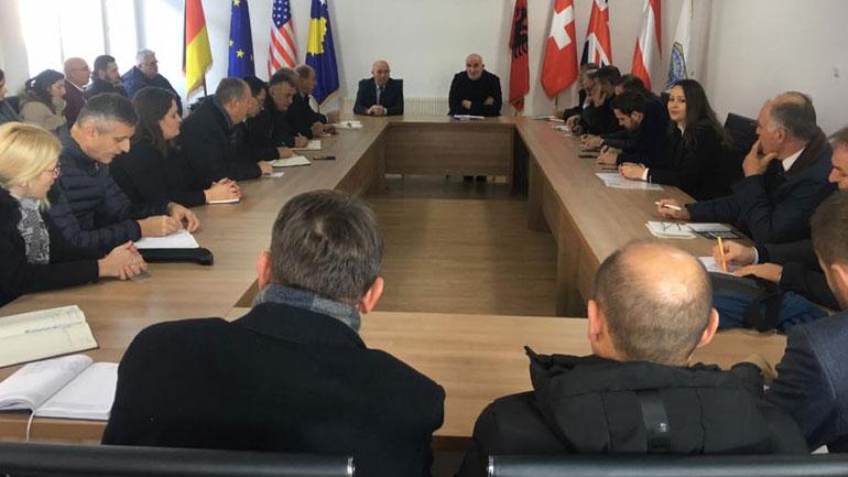 Haliti: Komuna pati performancë të mirë përgjatë vitit 2019