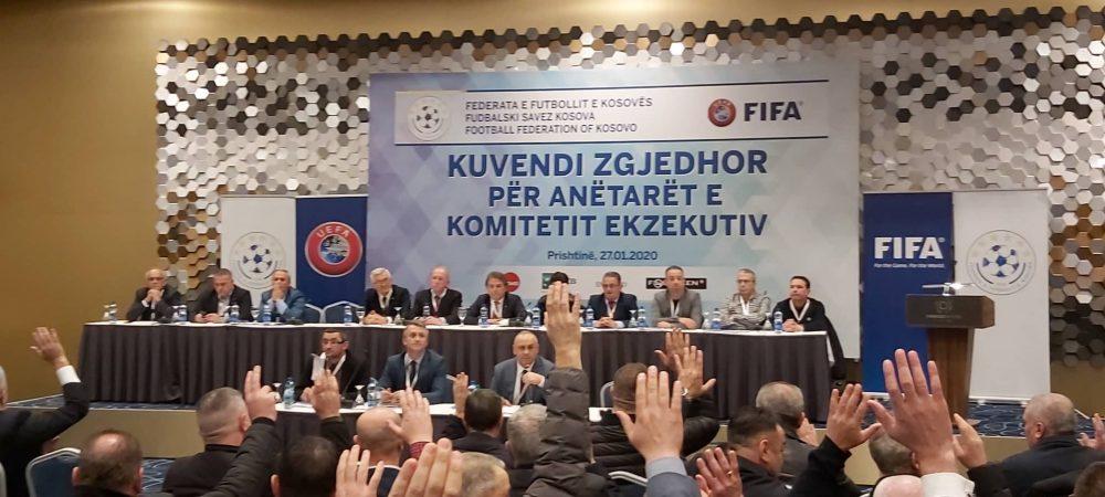 Mes tensionesh, zgjedhen anëtarët e Komitetit Ekzekutiv të FFK-së