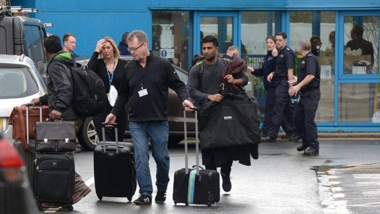 Banorët largohen nga banesat pranë spitalit, aty po vendosen britanikët e kthyer nga Kina