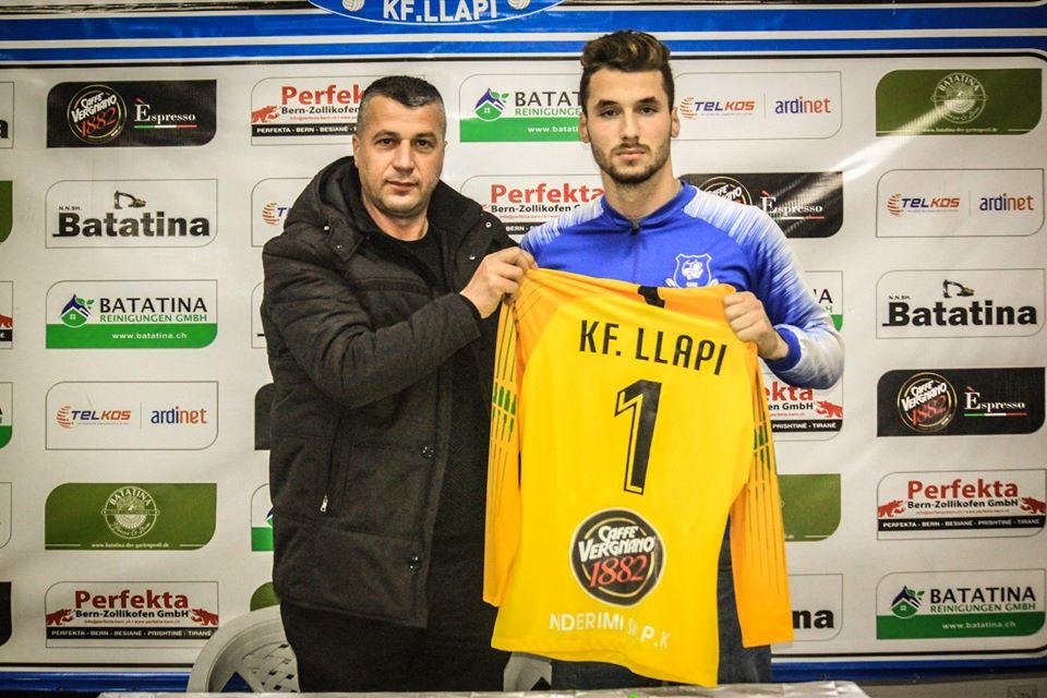 Llapi zyrtarizon transferin e ish-portierit të Sampdorias, bëhet 'gardiani' më i paguar në Kosovë