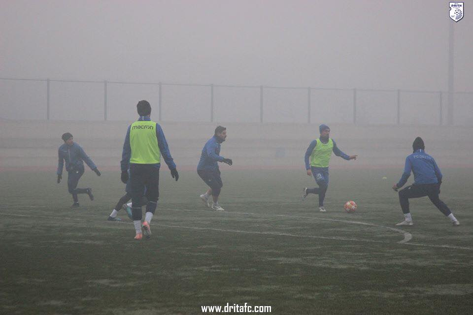 Drita dhe FC Shkupi zhvillojnë miqësoren, ky është rezultati