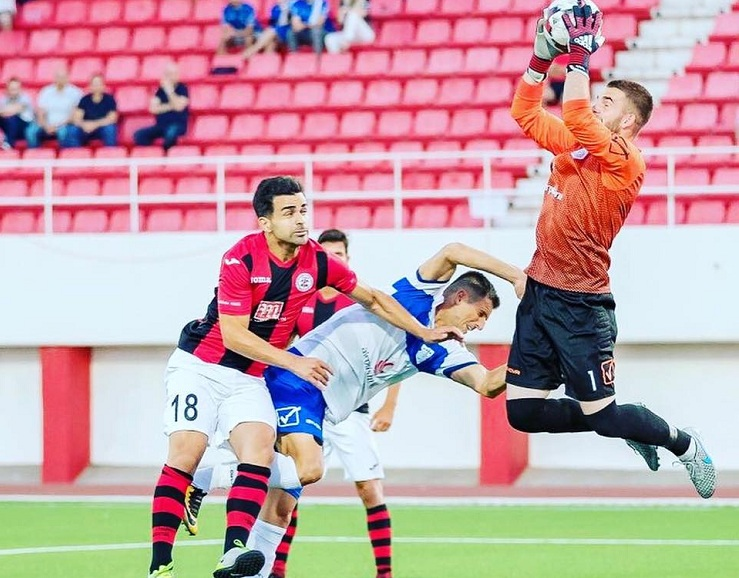 Drita liron portierin kampion, e huazon te klubi nga Anamorava
