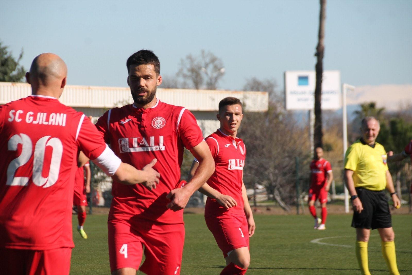 Reagon SC Gjilani: Publikon kontratën e nënshkruar me klubin rus
